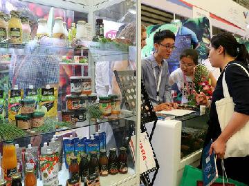 """俄媒:中国人对俄罗斯食品兴趣""""井喷"""" 冰激凌最受热捧"""