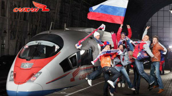 球场周边限行增开免费高铁 俄为保障世界杯交通