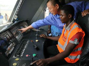 出海记|又来一单!中国标准落地非洲 成当地铁路样本