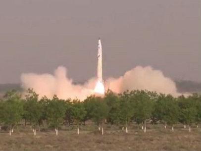 外媒评中国首枚民营自研商业火箭首飞成功:创造历史