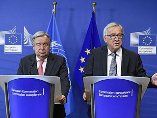 联合国支持欧盟挽救伊核协议所做努力