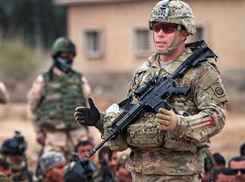 美空军将耗资2.37亿美元换装陆军迷彩服 现役迷彩已过时