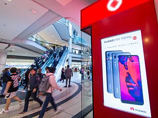 加拿大运营商开售华为P20系列智能手机