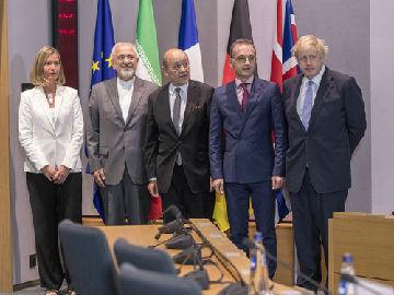 外媒:欧盟拟修法保护在伊朗企业 反制美国制裁