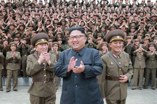 外媒:朝鲜开会统一军方思想 向新战略发展路线看齐
