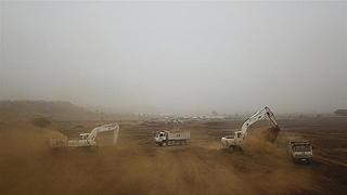 中国赴苏丹维和工兵分队圆满完成山区施工任务