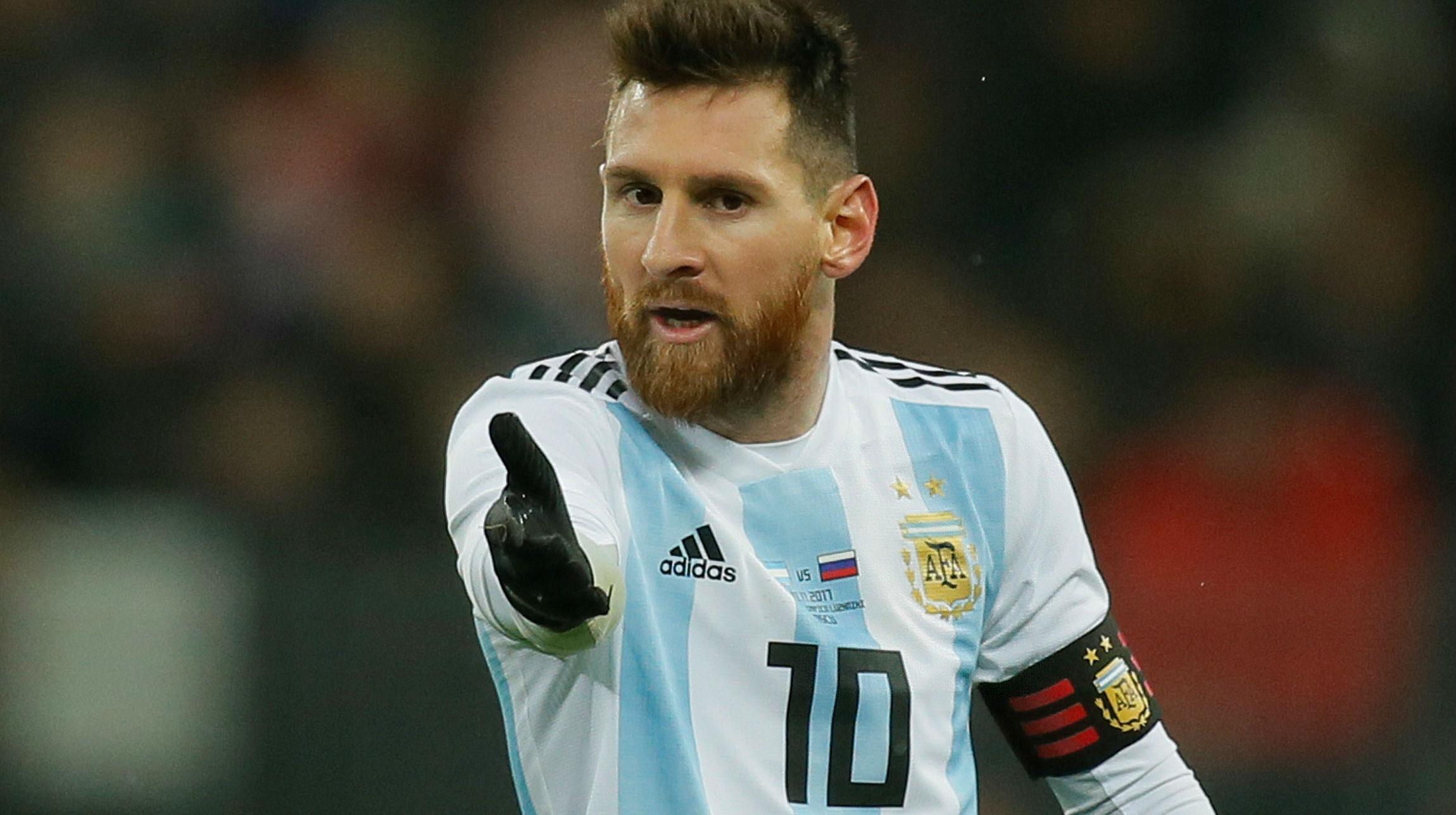 世界杯前放烟雾弹?梅西竟称阿根廷能进半决赛就算成功
