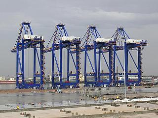 中国企业助力纳米比亚建设南部非洲区域物流中心