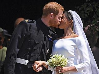 哈里王子与梅根的世纪婚礼