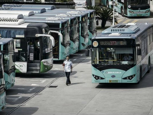 美媒称创新让中国交通发展可持续:公共交通更方便快捷