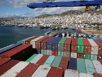 """德媒称希腊看重中国投资人:""""一带一路""""使希腊获优势"""