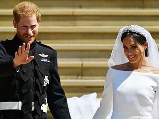 梅根·马克尔婚纱有何特别?
