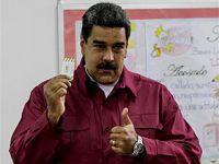 委内瑞拉现任总统马杜罗赢得总统选举