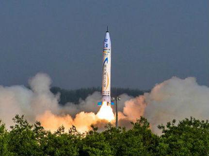 俄媒称中国民企对航天技术开发兴趣浓厚:释放积极信号