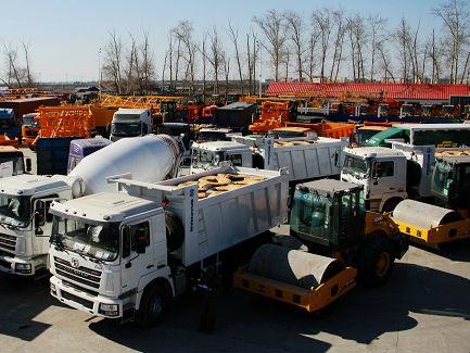 """俄媒:中俄货车有望在两国间自由运货 实现""""送货上门"""""""