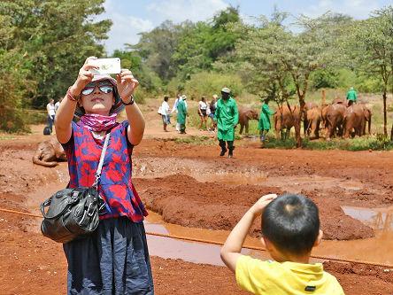 非洲渐成中国游客首选目的地 美媒:重新定义非洲经济格局