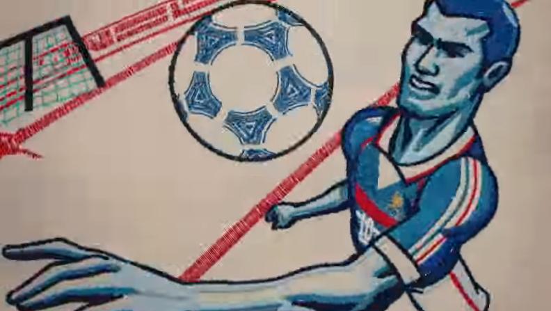 走心了!BBC发布漫画风世界杯宣传片 致敬经典期待明天
