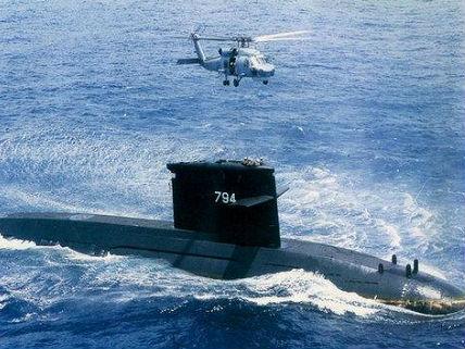 """台媒:美军火商赴台设分部 或为台""""潜艇自造""""提供技术"""