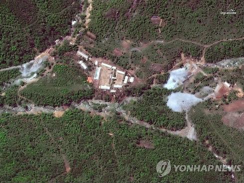 朝鲜拆除丰溪里核试验场 韩媒称迈出无核化第一步