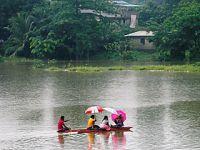 斯里兰卡暴雨天气导致数人死亡