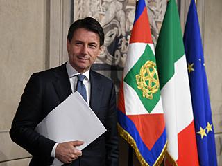 孔特:意大利新一届政府总理