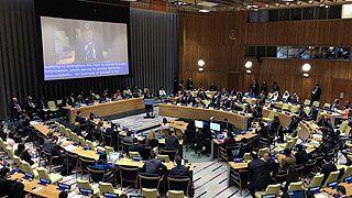 联合国秘书长呼吁各国根除腐败