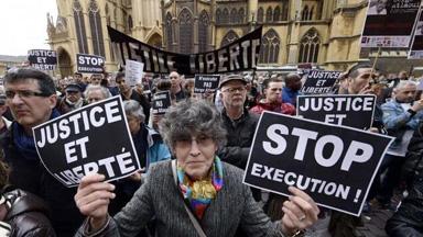 这次死刑判决引发联合国关注,全球超70万人为她请愿