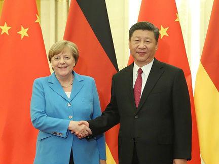 境外媒体:中德要做新型国际关系推动者