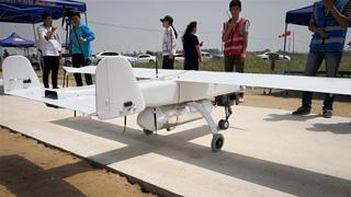 测量大气信息:中国完成无人机机载下投探空系统试验