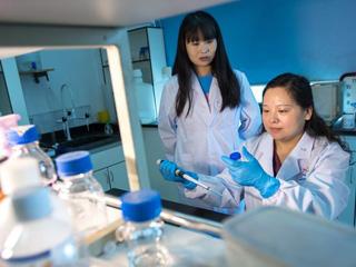 探访病毒研究所微生物菌毒种保藏中心