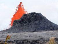 直击夏威夷基韦拉火山喷发现场
