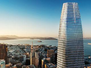 旧金山第一楼建十年终开业