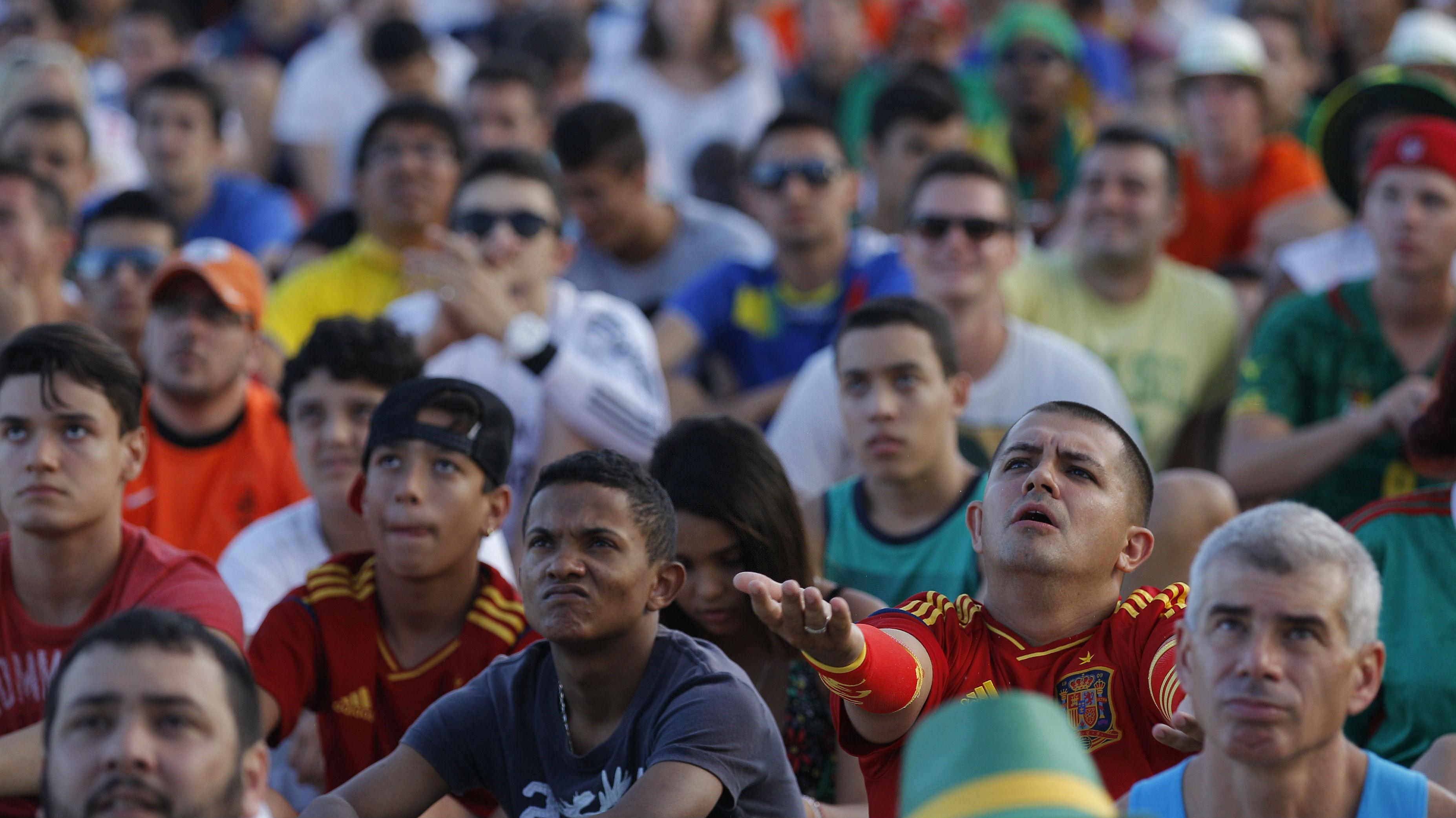 西班牙人为足球花费几何?外媒:每年人均交通费900欧