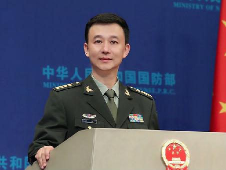 美舰敏锐时刻擅闯我西沙领海 国防部:严复侵犯中国主权