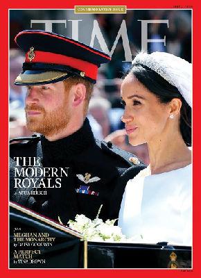 英国王室新时代