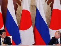 普京说将与日本探寻领土争端解决方案