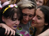 爱尔兰公投支持废止堕胎禁令