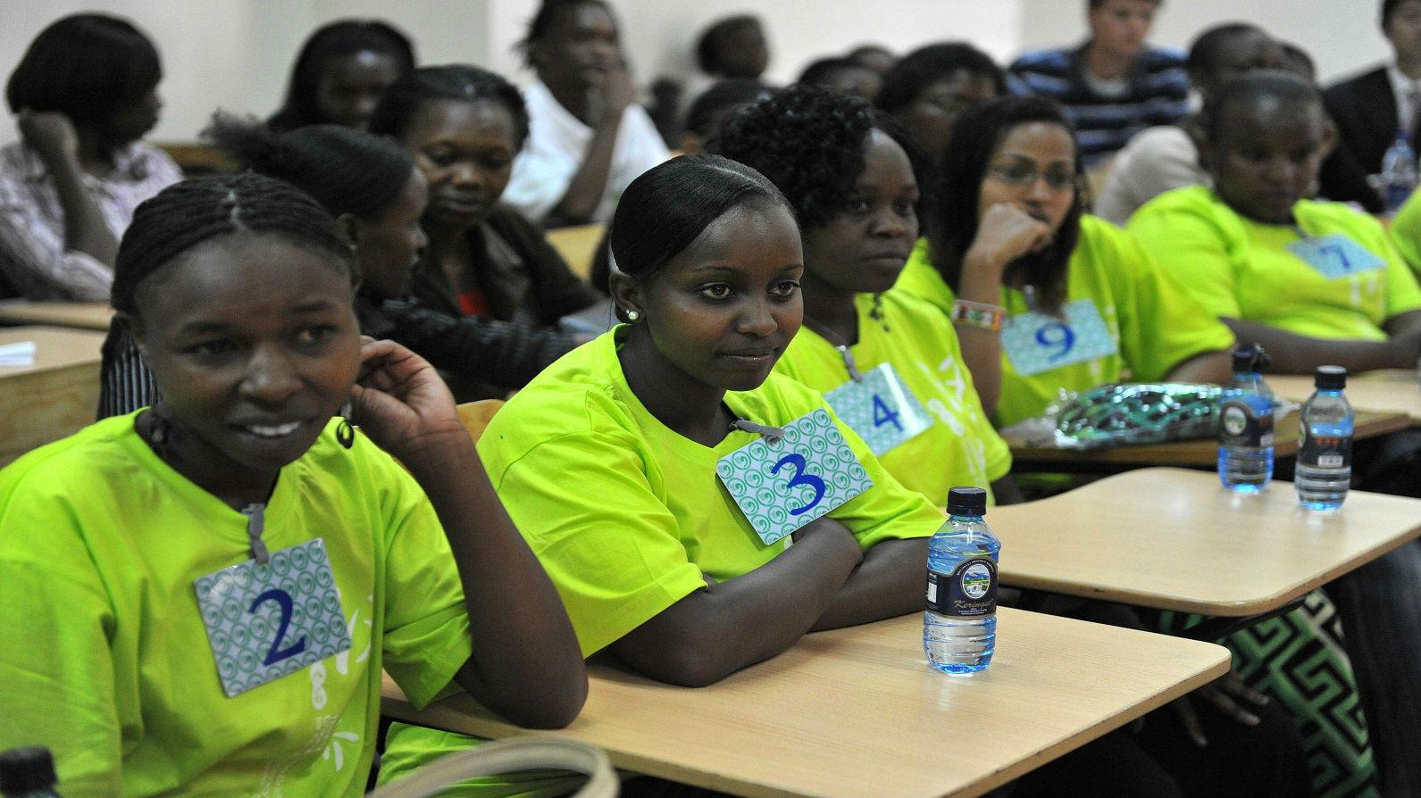 德媒称肯尼亚中文学校遍地开花:学好中文有利于就业
