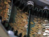 中国造2泰铢硬币从沈阳发往泰国