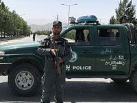 阿富汗喀布尔发生爆炸和枪战