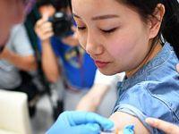 中国内地首批九价HPV疫苗在海南接种