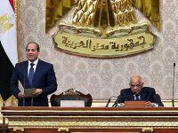 塞西宣誓就任埃及新一届总统