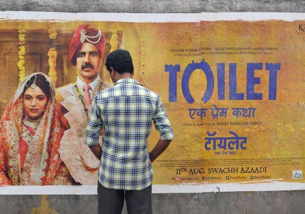 图说4 印度男子