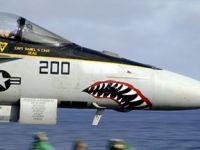"""鲨鱼凶猛!美海军战机""""兽头""""涂装掠影"""