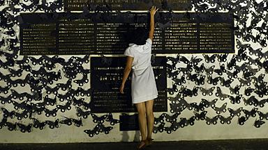 """""""警察一直没来管"""":饱受暴力威胁的萨尔瓦多女性"""