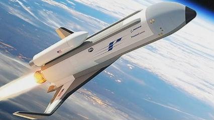 """外媒:美""""幻影快车""""太空飞机将问世 可更换受损卫星"""