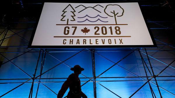 外媒忧贸易战阴云笼罩G7峰会:七国集团根基或被动摇