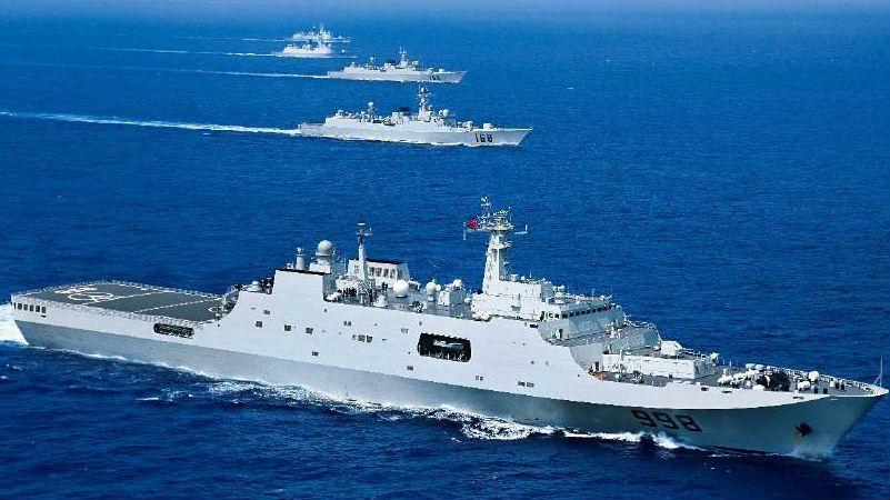 外媒:解放军重视两栖作战能力 但西方低估了这一点