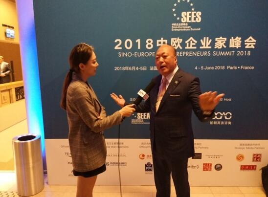 李金元:全球化发展战略助力天狮实现跨越共赢发展