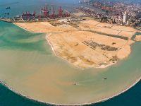 """科伦坡港口城""""石头记"""":中国和斯里兰卡共建国际金融城"""